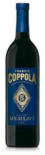 Francis Ford Coppola Diamond Collection Merlot Blue Label...